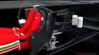 Giorgio Piola | F1 2013: Come funziona il DRS sulla Ferrari