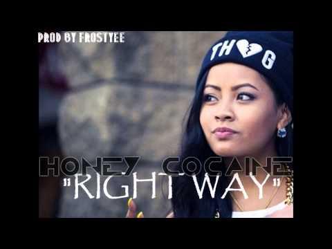 "***SOLD***Honey Cocaine x Drake x Tyga Type Beat - "" Right Way "" w/ Hook {Prod By :Frostyee}"