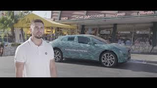 Jaguar I-PACE | California Range Test
