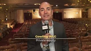 Palmarès du Droit 2021    Gowling WLG   Private equity