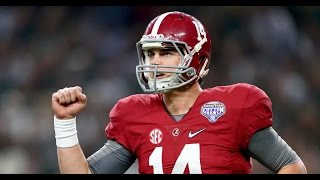 Jake Coker Alabama ( What I've done )