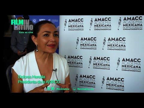 Dolores Heredia te invita a ser parte del Ariel 2017