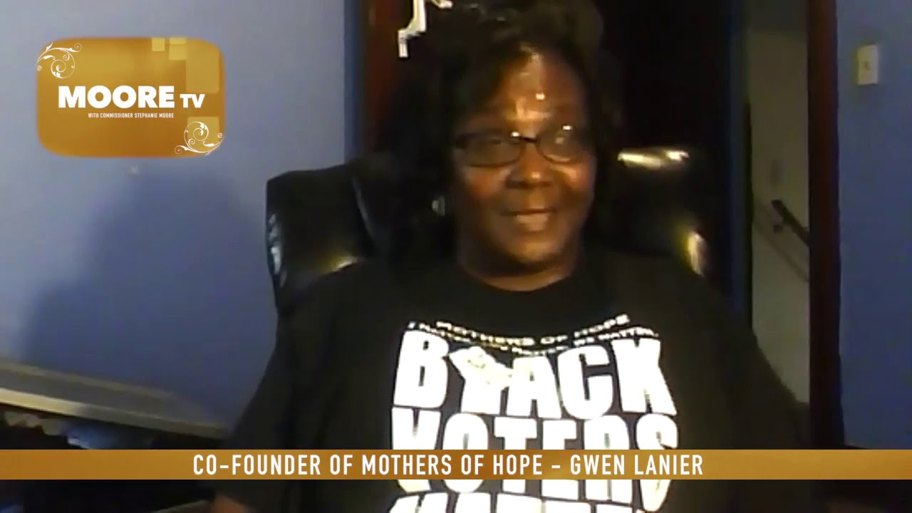 """Moore TV """"Table Talk"""" with Commissioner Stephanie Moore"""