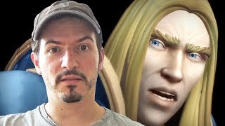 BATTLE FOR AZEROTH - Alliance & Horde Story In-Game Cinematics REACTION + REVIEW