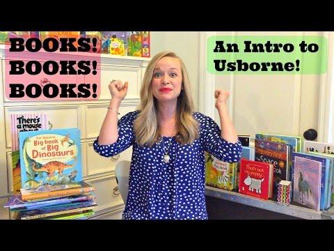 Usborne Books Intro!