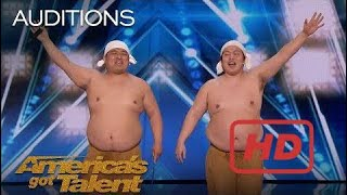 America's Got Talent 2018 Vietsub - Two Japanese Guys Performing Live Sound On The Belly