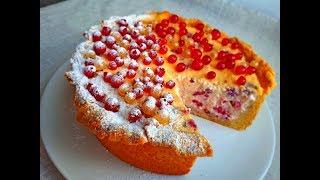 Чизкейк с Малиной. Вкусный Чизкейк с Малиной Рецепт. Cheesecake with raspberries