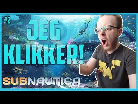 DET KLIKKER FOR MEG!  // NORSK SUBNAUTICA LETS PLAY
