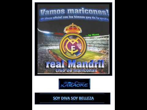 Real Madrid - el verdadero Himno de la Decima - version Karaoke
