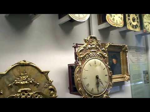 Furtwangen Antique Black Forest  Clock Museum Part 1