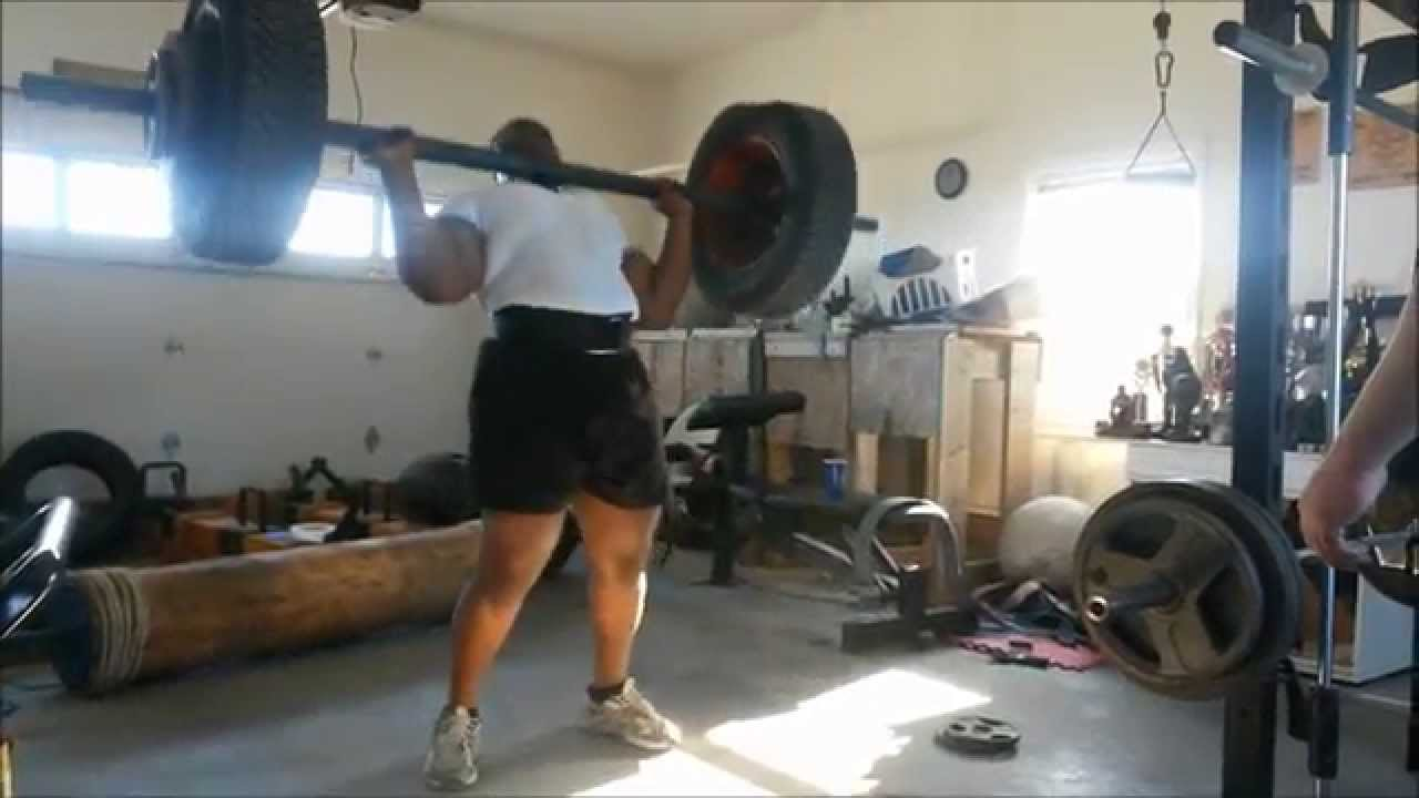 strongman iron biby 320 pounds shoulder press - youtube