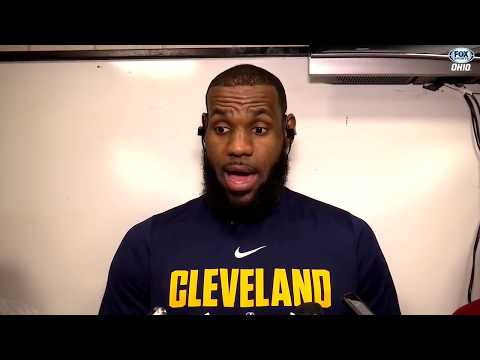 'Get your ass up and work' LeBron describes what fuels his training regimen