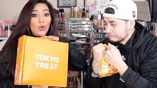 TokyoTreat: Japanese Candy & Snacks UNBOXING #2 - Alexisjayda - Rudeenumber1