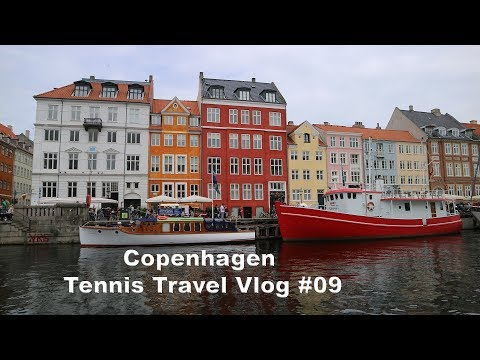 COPENHAGEN Street exploring and a visit to Tivoli Gardens
