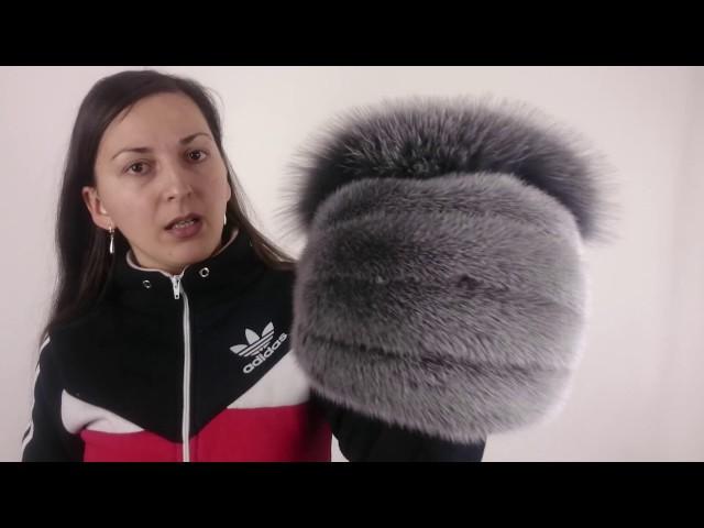 Шапка, Алина Шиншилла