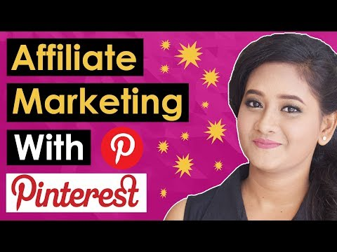 How To Make Money On Pinterest - Affiliate Marketing thumbnail