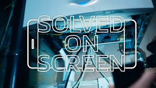 Solved on Screen Live