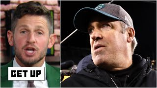 Dan Orlovsky blasts Doug Pederson's 'terrible decision' to settle for a tie vs. the Bengals | Get Up
