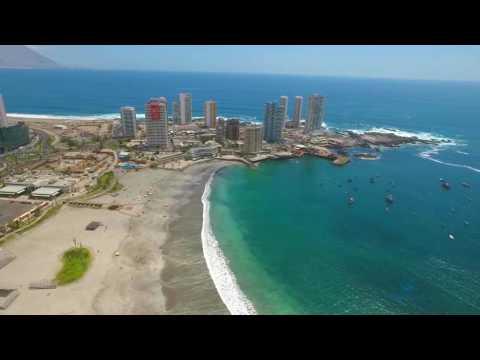 Playa Cavancha - Iquique