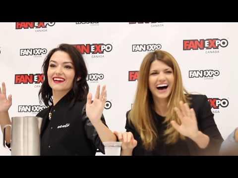 Carmilla Panel - Fan Expo 2017 (Full Panel/Elise and Natasha only)