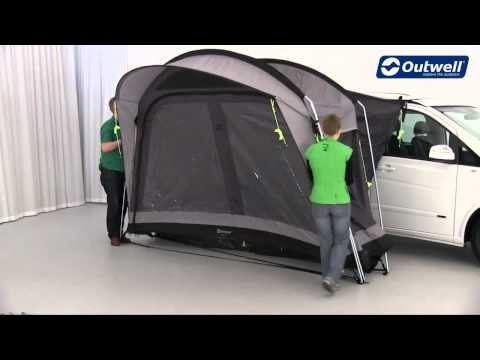 Wild Country Pitstop Car Awning Tent Guide Review R