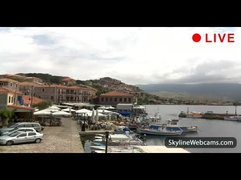 Live Webcam from Lesbos - Greece
