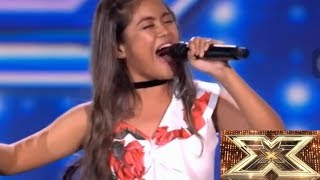 FILIPINA TEENAGER MARIA LAROCO SLAYS SIX CHAIR CHALLENGE | QUEEN OF THE NIGHT | THE XFACTOR 2018