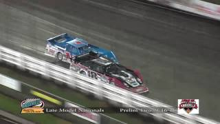 Lucas Oil Late Model Knoxville Nationals Night #2
