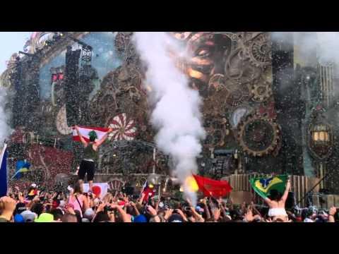 Tomorrowland 2014 (2nd weekend) - Steve Angello - Wasted Love Live