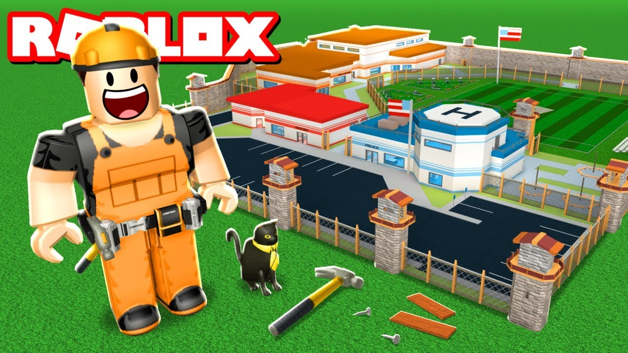 Making My Own Roblox Jailbreak Game Youtube