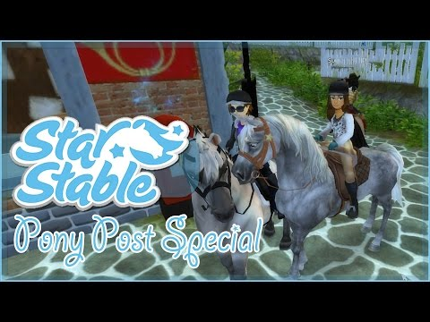 Welcome Letters & Pony Post! || Star Stable Pony Post Special!!