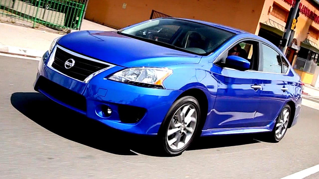 2014 nissan sentra review and road test youtube. Black Bedroom Furniture Sets. Home Design Ideas