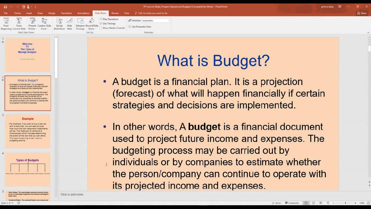manage budgets and financial plans bsbfim501