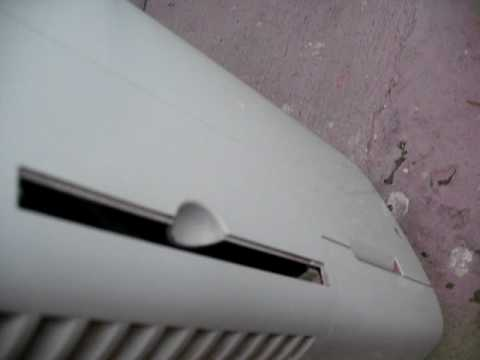 Dehumidifier filter removal  1 of 2