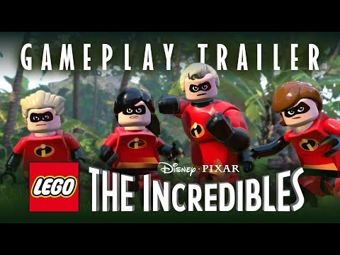 LEGO The Incredibles | Official Parr Family Gameplay Trailer