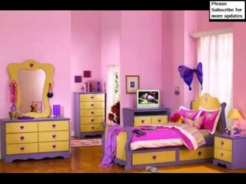 Pink Color Decoration | Pics Of Room Decration Picture Ideas for Happy Girls & Kids