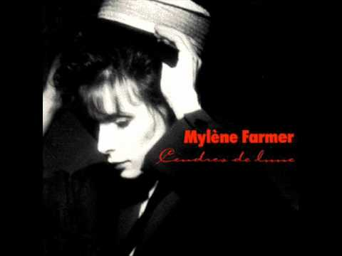 Mylène Farmer  Maman a tort Cendres de Lune + Paroles