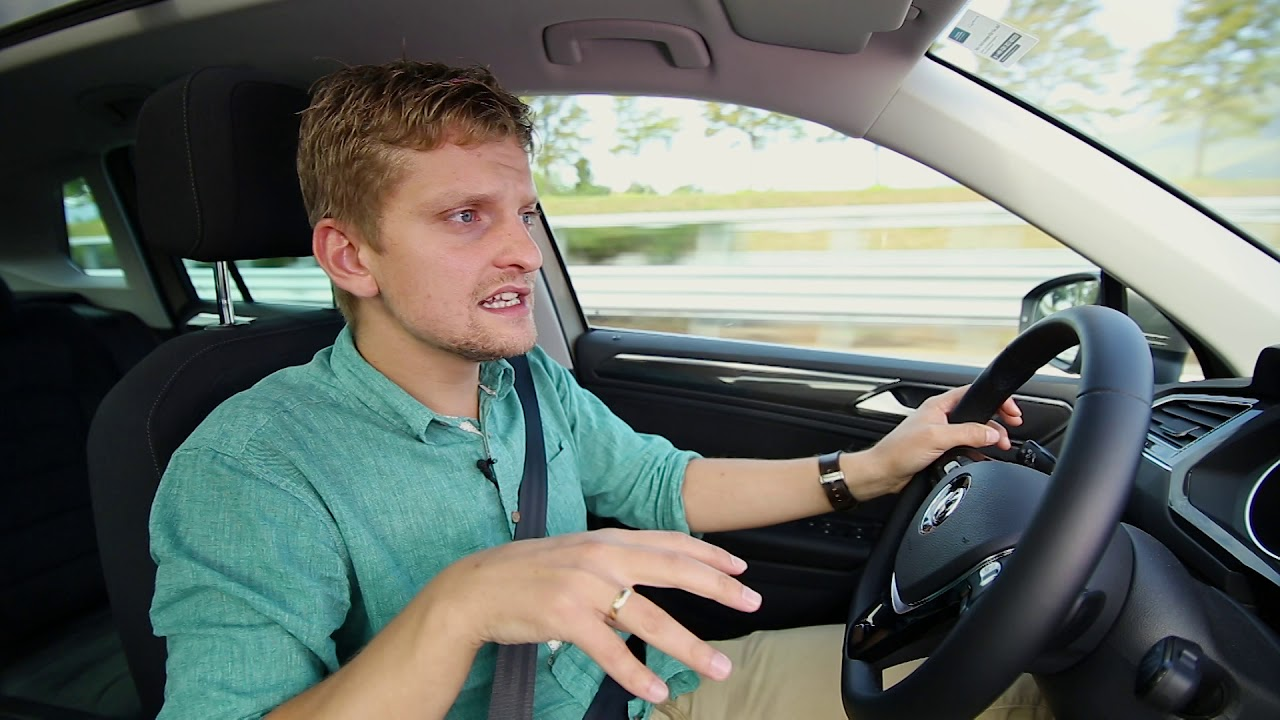 Наши тесты. Вып.951. Volkswagen Tiguan