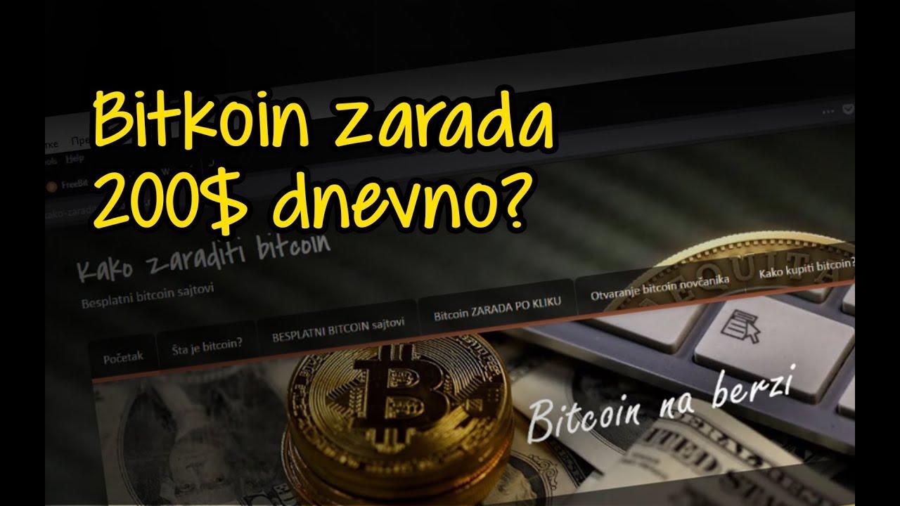 kako zaraditi bitcoin bez ikakvih ulaganja držati ili trgovati bitcoinom?