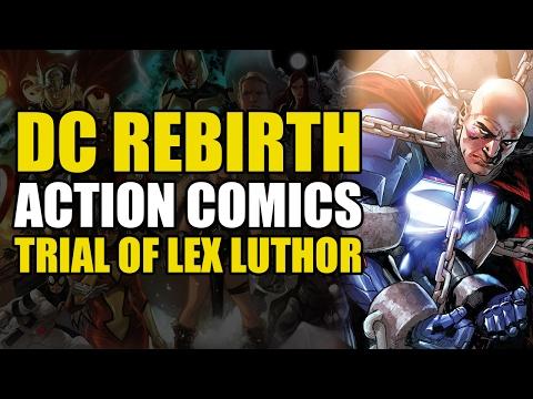 Superman & Lex Luthor Team Up (Action Comics Rebirth Vol 4: Men of Steel)