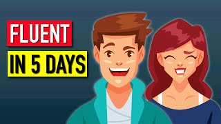 Download Video How To Get Fluent In English In 5 Days MP3 3GP MP4