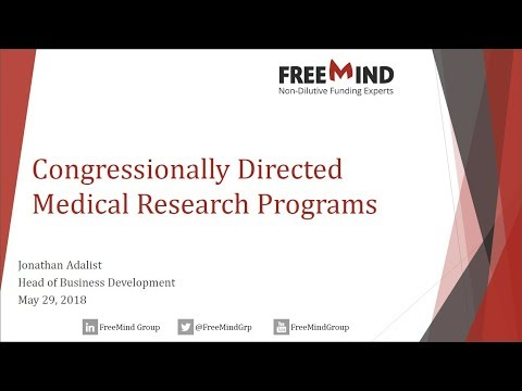 Autism Research Program Congressionally Directed Medical >> Introduction To The Dod S Congressionally Directed Medical Research