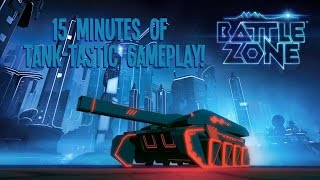 Battlezone Gameplay: 15 Minutes of Raging Against the Corporate Machine!