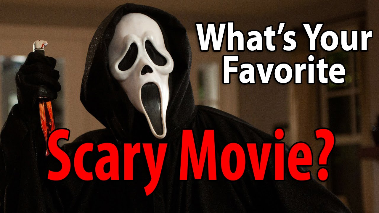 whatu0027s your favorite scary movie halloween questions on askbrooks w saba u0026 greg youtube