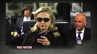 Hillary Clinton's new attacks