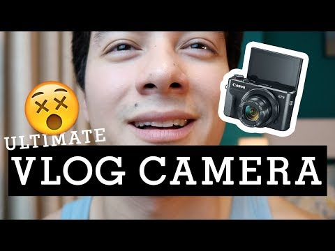 THE ULTIMATE VLOGGING CAMERA (used by Filipino Youtubers)