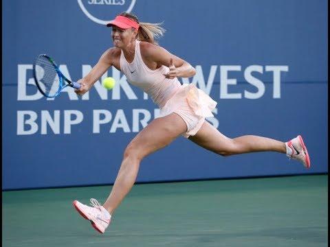 Maria Sharapova vs Simona Halep Full Match -WTA - China Open 2017 Beijing Round 3