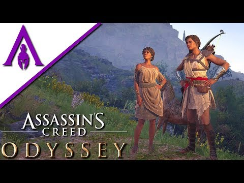 Assassin's Creed Odyssey #110 - Mütter & Töchter - Let's Play Deutsch thumbnail