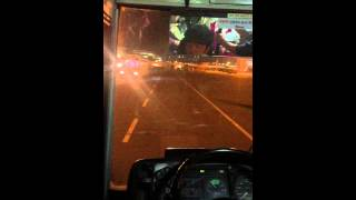 2015년 어름 일본 오사카 여행 24. 동대구로 출발하는 김해공항발 고속버스