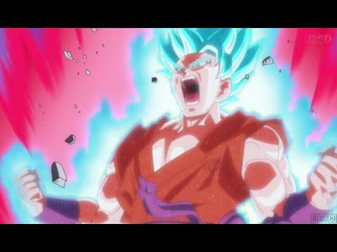 Goku SSJ Blue Kaioken Theme!!